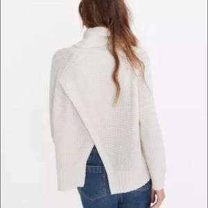 MADEWELL EASTBROOK S PULL OVER SWEATER NWOT